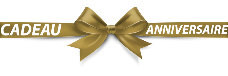 Cadeau Anniversaire