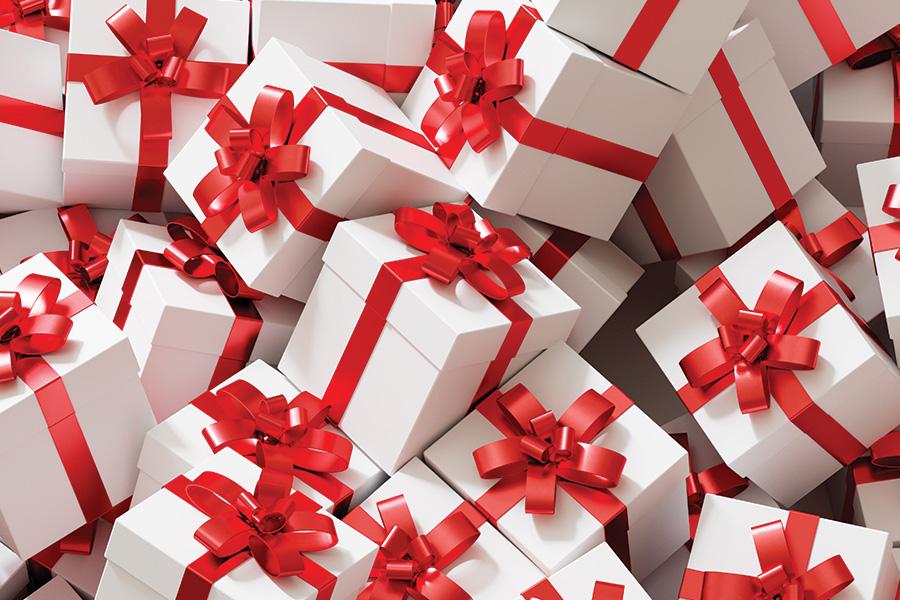 Réaliser un paquet cadeau DIY