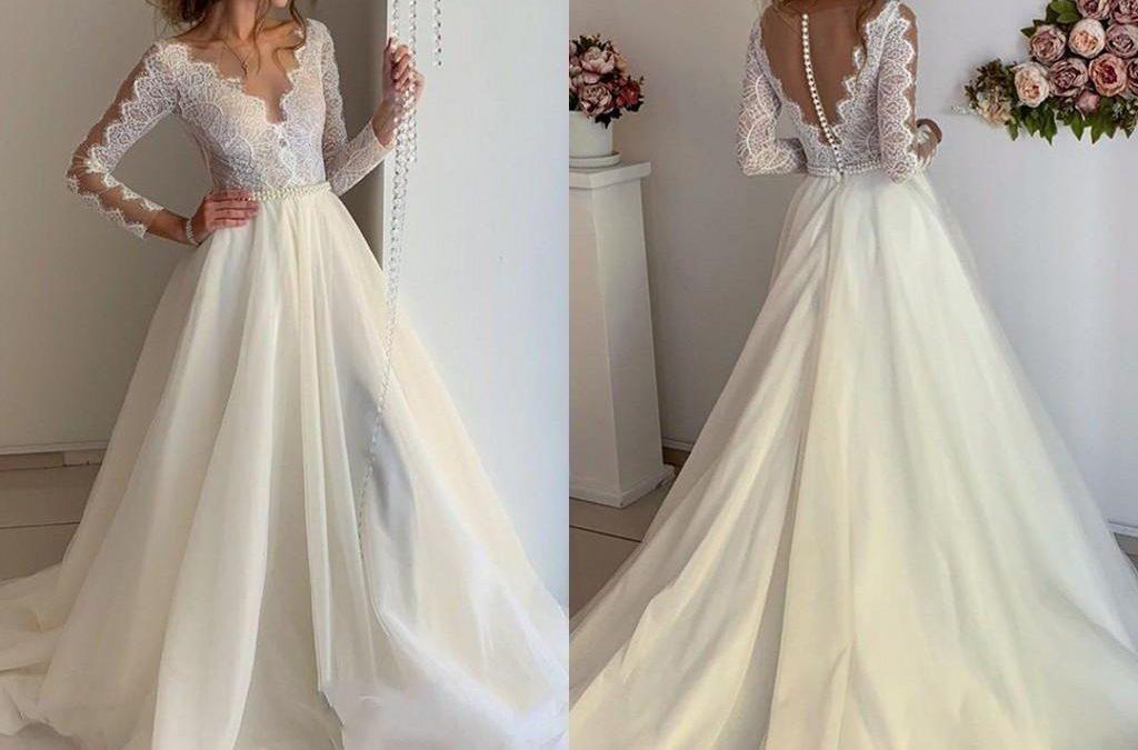 Pourquoi la robe de mariée sur mesure est-elle plus intéressante ?